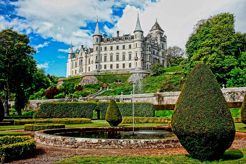 Castelo-de-Dunrobin-Go-Escócia