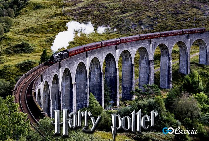 O Expresso de Hogwarts trilhou muitas vezes esse viaduto. Uma construção fenomenal que marca a região de Lochaber, localizadas nas Highlands escocesas.