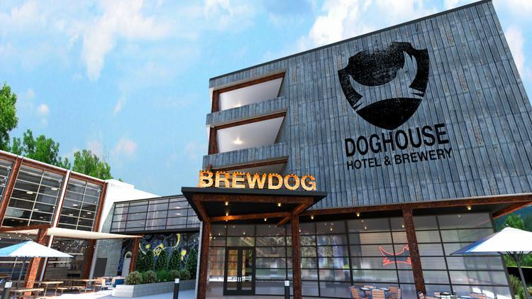 Cervejaria Brewdog - Go Escócia