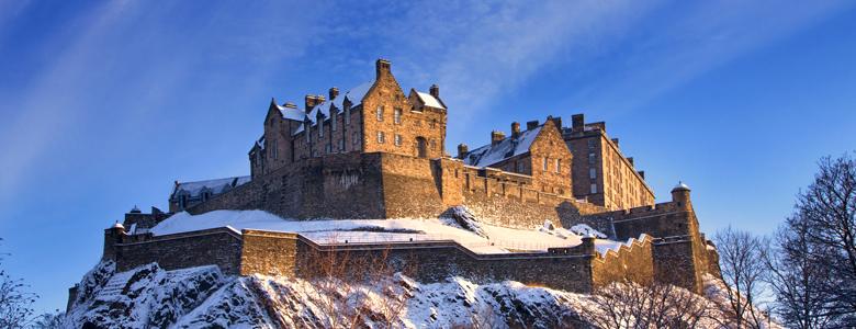 Inverno na Escócia - Go Escócia