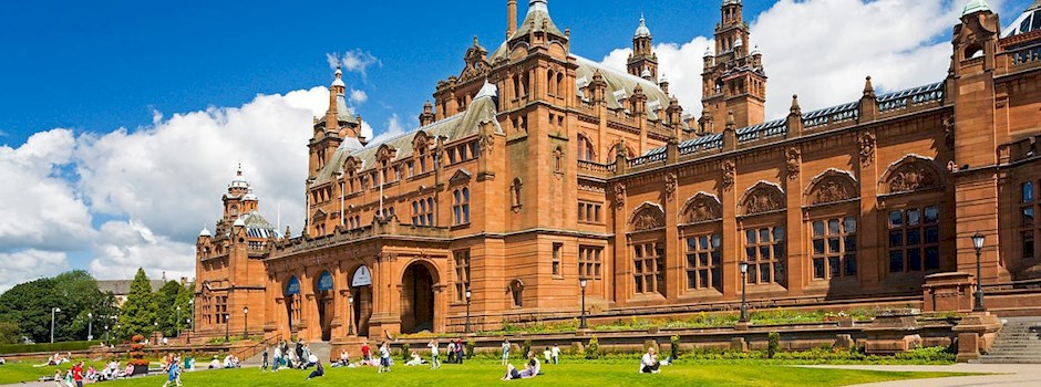 Museu Kelvingrove - Go Escócia