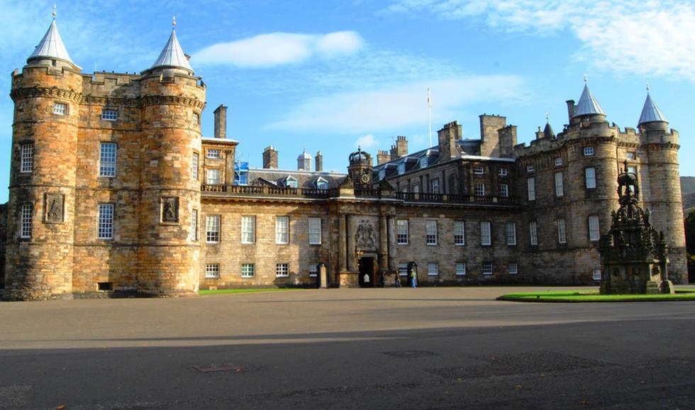 Palácio de Holyrood